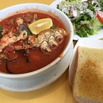 Famous Cioppino is okay