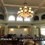 Main dining room buffet, its HUGE