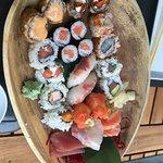 Foto van Uni Sushi