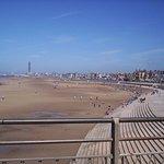 Outside the Pleasure Beach, Awesome Blackpool