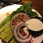 upgraded wedge salad