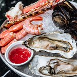Сет из морепродуктов