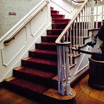 Stairway in Restaurant