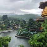 南蓮園池の写真