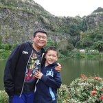 Whangarei Quarry Gardens照片