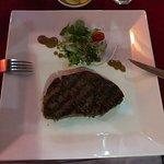 Wagyu Rib Eye Steak (250g) - Medium-Rare and utterly delectable!!!