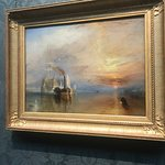 J.M.W. Turner painting