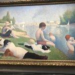 George Seurat painting
