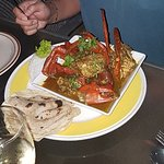 The Curry Crab. $34.95. Great meal.