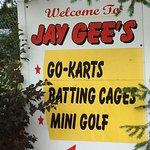 Jay Gees Ice Cream & Fun Center Resmi