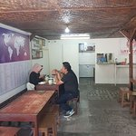 New place, bigger, inside the foodcourt, near musholla