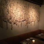 Restaurant Wall Decoration
