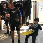 Stay Wet Diving Center Foto