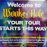 Wookey Hole Caves Foto