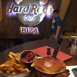 תמונה של ‪Hard Rock Cafe Ibiza‬