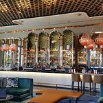 Stunning bar
