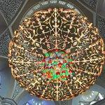 In the main prayers hall