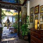 Valokuva: Restaurante Casa Montesdeoca