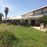 Restaurant de la piscine Εικόνα