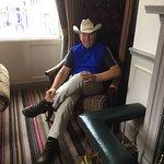 Rutland Arms Hotel Bakewell-bild