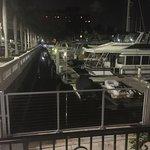Nice view of Marina