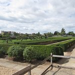 Roman garden layout