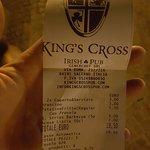 Photo de King's Cross Irish Pub