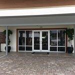 Main entrance. Also have valet parking,
