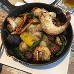 Seafood Skillet.