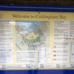 Foto de Coldingham Sands
