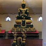 ภาพถ่ายของ พระพุทธมหาธรรมราชาเฉลิมพระเกียรติ