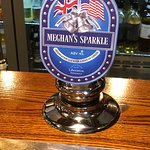 Cask beer for the royal wedding