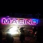 Foto de Malindi Beach Cafe'
