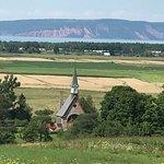 Grand Pre UNESCO World Heritage Site Panorama