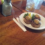 Stuffed Crab Mushrooms