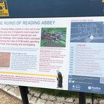 Photo of Reading Abbey Ruins
