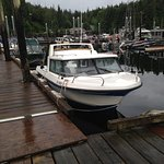An example of the boats we rented.