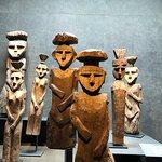 Foto van Museum van Pre-Columbiaanse Kunst (Museo Chileno de Arte Precolombino)