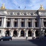 巴黎歌劇院照片