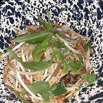 Phucyea Papaya Salad B Noodles