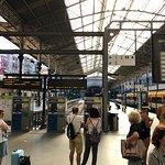 聖本圖火車站照片