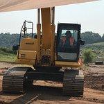 Drove the Excavator - Wow