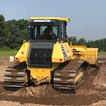 Drove the Bulldozer - Great fun