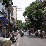 Bilde fra Hang Bac Street