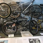 Foto Marin Museum of Bicycling and Mountain Bike Hall of Fame