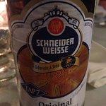 Authentic German beer!