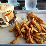 Re-Indulgence Burger