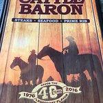 Foto de Cattle Baron Steak & Seafood