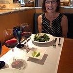 Kale Salad and Pinot Noir