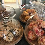 Best scones in Hexham